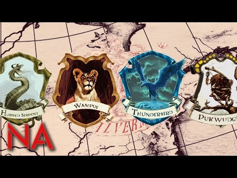 What Your Ilvermorny And Hogwarts Houses Say About You