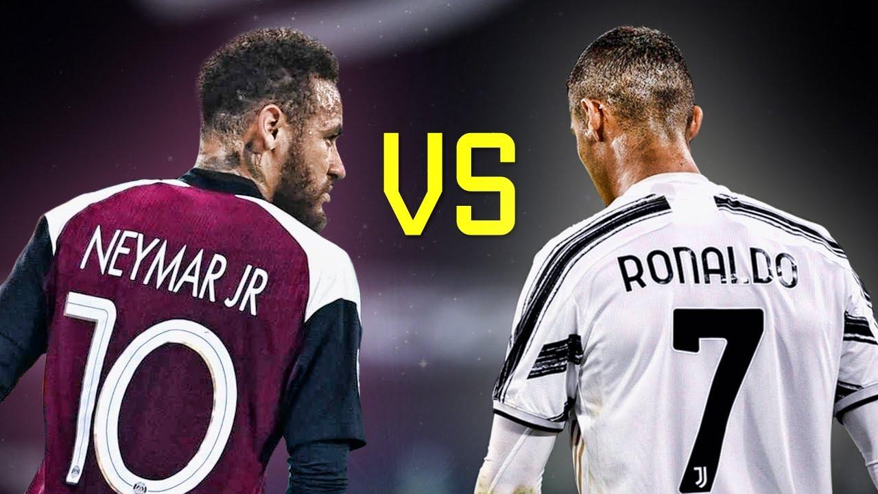 Cristiano Ronaldo vs Neymar Jr Skills Battle | Who's the ...