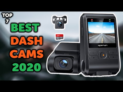 7 Best Dash Cam 2020 | Top 7 Dash Cams To Buy