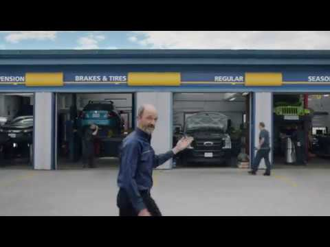 NAPA AUTOPRO - TV Spot - Garage Door
