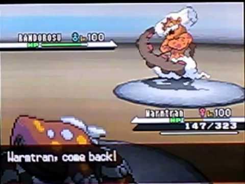 Nbz Vs DeathHound96 - Narrated Pokemon Black & White Wifi Battle #7