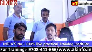 Testing of pnp transistor by pradeep desai from Karnataka