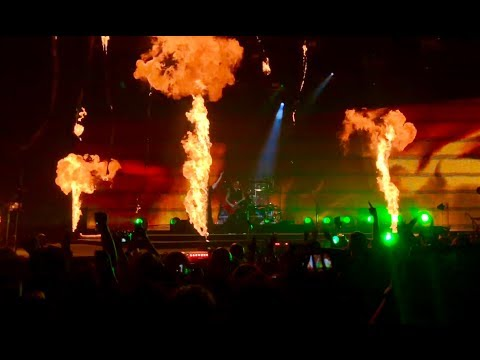 DISTURBED- (Full Set Live) at The Forum, Inglewood. CA