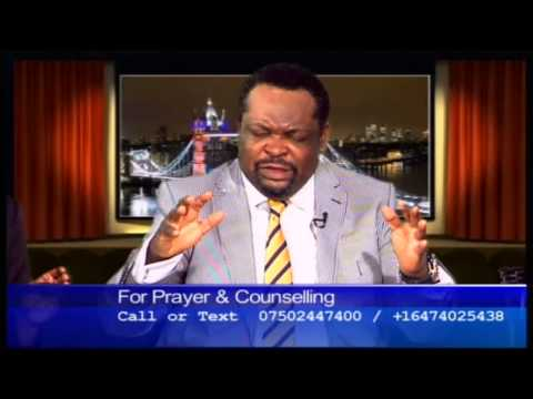 FREEDOM FROM FINANCIAL BONDAGE AND HOW TO BREAK FREE FROM DEBT I OF I BY APOSTLE NNANNA KALU TIMANIH