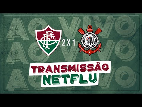 TRANSMISSÃO | Fluminense x Corinthians - AO VIVO