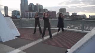 GL4G Dance Moves to Britt Nicole's Gold