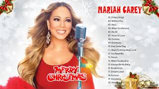 Mariah Carey Christmas Full Album 2019 - Mariah Carey Christmas Songs Playlist