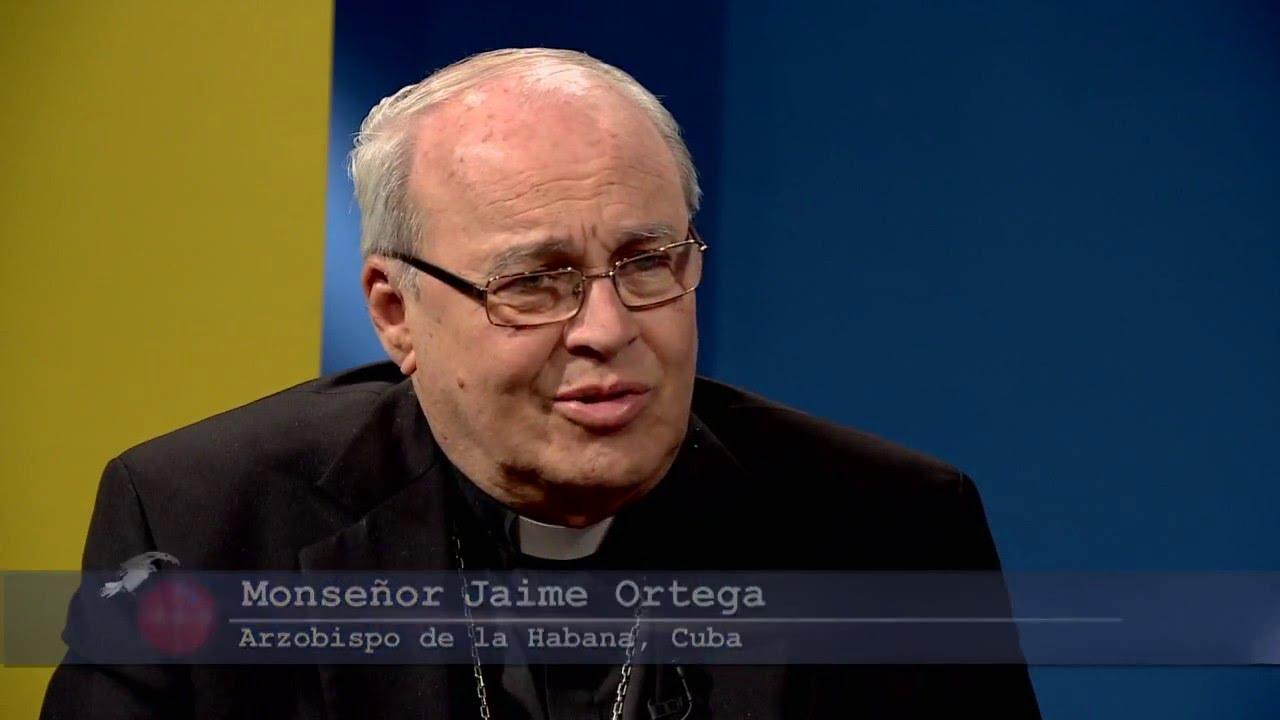 Cardenal Jaime Ortega Alamino, La Habana, Cuba