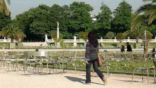 Narrations in Paris #8: Luxembourg