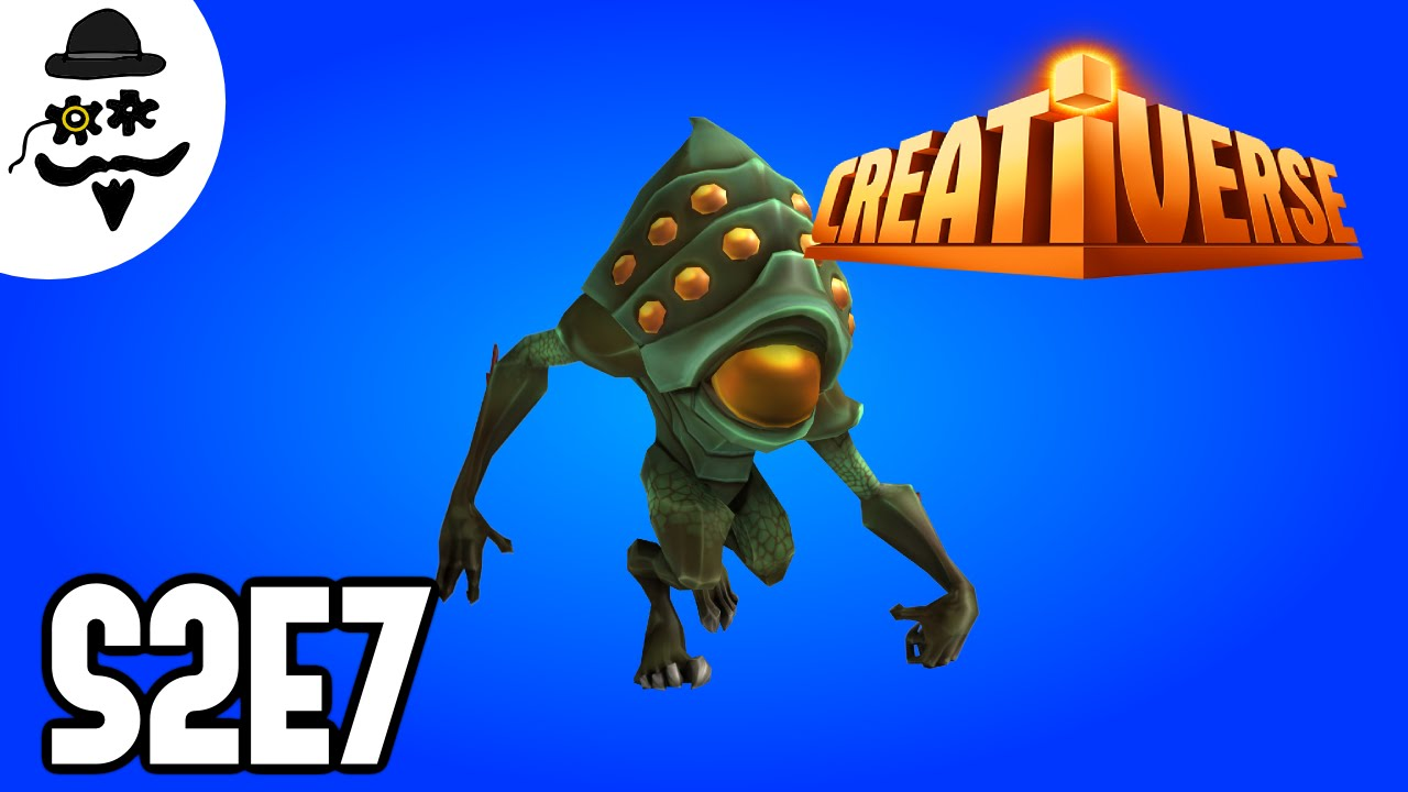 Creativerse S2E7 Taming A Miru Building Adventure Gameplay