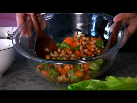 Quick & Easy Black Eyed Pea Salad : Quick & Easy Recipes