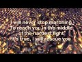 Lauren Daigle Rescue (Lyric Video)