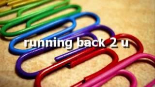 Running Back 2 U - Jessica Mauboy