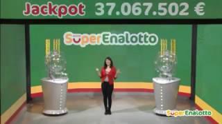 SuperEnalotto - Estrazione e risultati 27/04/2017