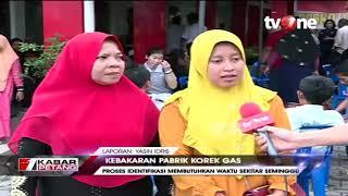 Keluarga Datangi RS, Cek Jenazah Korban Kebakaran 'Pabrik' Korek Gas di Langkat