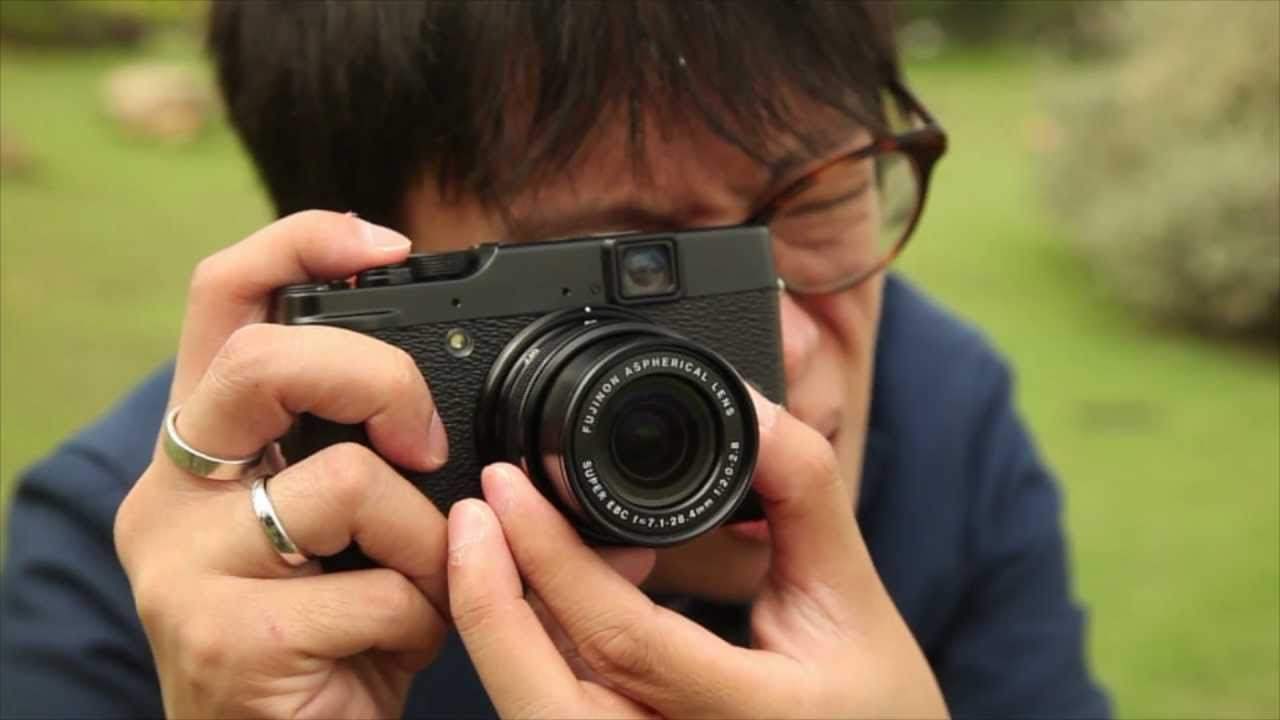 fujifilm finepix x10 hands on review youtube. Black Bedroom Furniture Sets. Home Design Ideas