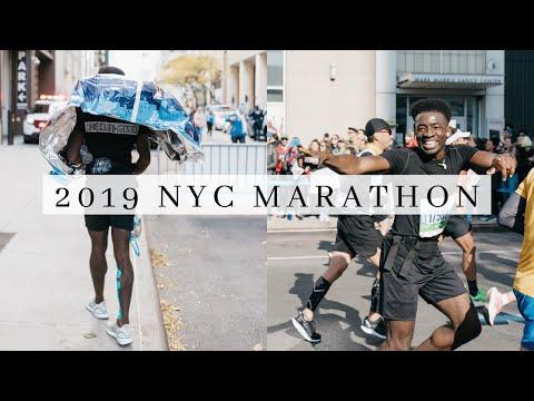 running my first marathon | the 2019 TCS NYC Marathon