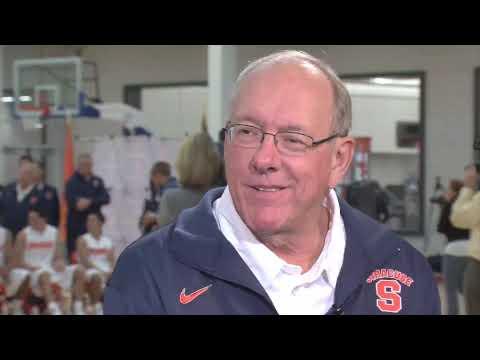Jim Boeheim on the 2009-10 season | CitrusTV Basketball Preview HD