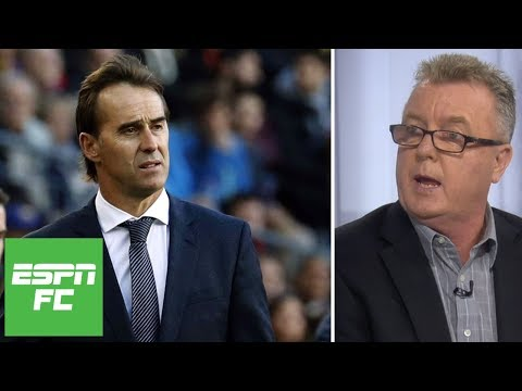 What is Julen Lopetegui's future with Real Madrid? | La Liga