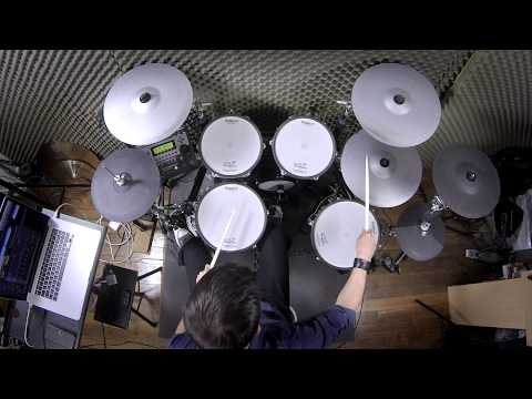 Ed Sheeran & Rudimental - Bloodstream - Drum Remix By Adrien Drums