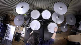 Ed Sheeran & Rudimental - Bloodstream - Drum Remix By Adrien Drums