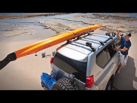 Rhino Rack Nautic Kayak Lifter Youtube
