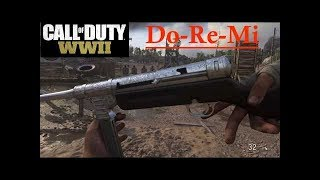 Heroic MP40 Do-Re-Mi 2 Gameplay (Call Of Duty WW2) thumbnail