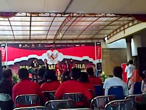 Lomba Vocal Group Di Kantor Kedaulatan Rakyat Yogyakarta