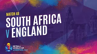 South Africa v England | Match 48 | NWC2019