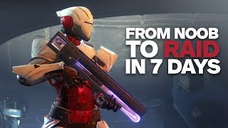 How to Go From Noob to Raid Ready in Destiny 2