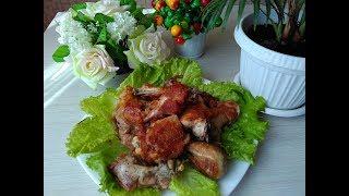 🍗Как вкусно жарить Курицу 🍗