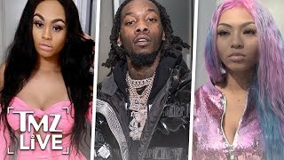 Offset's 3-Some Interest: Don't Blame Me! | TMZ Live