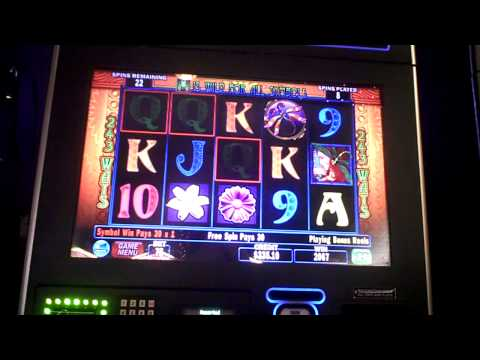 Dragon Fly Slot Machine Bonus