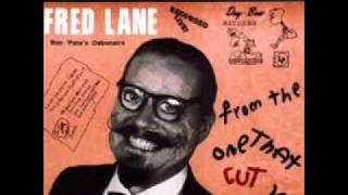 Fred Lane - Rubber Room