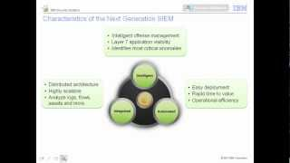 Characteristics of the Next Generation SIEM