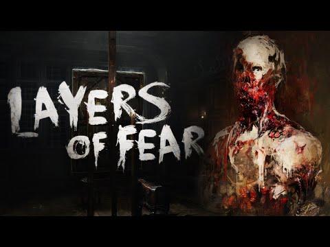 Layers Of Fear - ДОМ СТРАШНЫХ КАРТИН #2