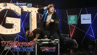 Psycho (Semi-Final)    THAILAND'S GOT TALENT 2018