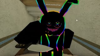 ROBLOX PIGGY CARTOONY DEMON RABBIT TRAITOR JUMPSCARE