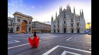 Milan Italy / Last Christmas in Milano / Duomo Di Milano / Tourism in Italy