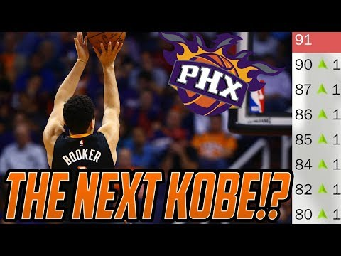 TWO 8TH SEEDS IN THE FINALS! Phoenix Suns Rebuild! NBA 2K18