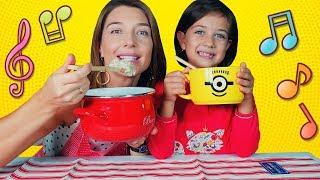 Morning Porridge Song For Kids
