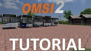OMSI 2 Tutorial [60FPS] | OMSI 2 AddOn Aktivieren | Aerosoft + Steam