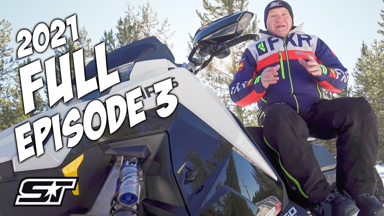 Download SNOWTRAX TV 2021 - FULL episode 3