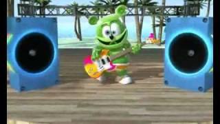 Repeat youtube video La La La I Love You -  Gummy Bear