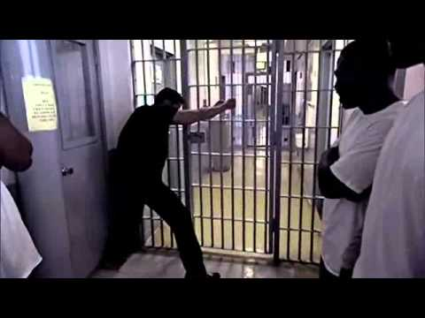 David Blaine - Bending Bars at Louisiana State Penitentiary at Angola 2006