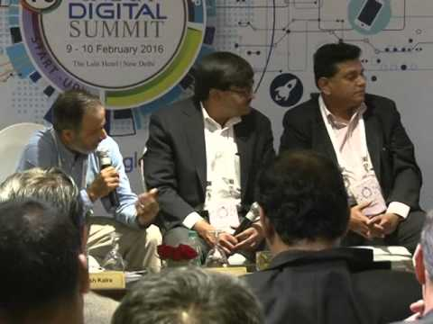 IAMAI 10th India Digital Summit-Internet for Rural India