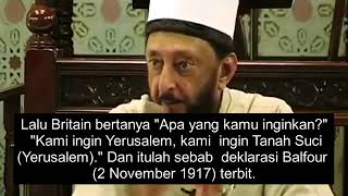 Denah New World Order - Sheikh Imran Hosein subtitle indonesia
