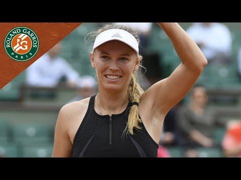 Caroline Wozniacki - Preview Round 2 I Roland-Garros 2018
