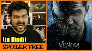Venom – Movie Review