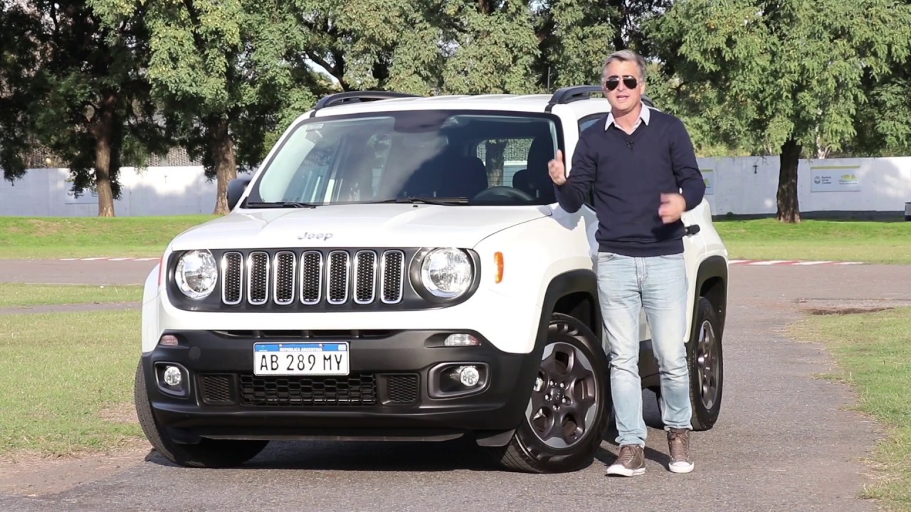 tn autos programa 146 | mini test jeep renegade at - youtube